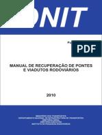 Manual Recup Pontes Viadutos Rodoviarios