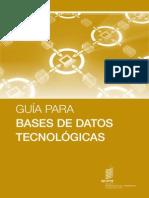 Guia Para Bases de Datos Tecnologicas