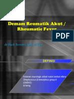 Demam Reumatik Akut