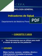 3-Indicadores Epidemiológicos