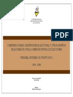 Compendio - Sobre Jurisprudencia Electoral y Otros Asuntos Relacionados Con La CEE - Tribunal Supremo de Puerto Rico