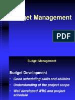 Module 06 Adv PM Budget Mgmt