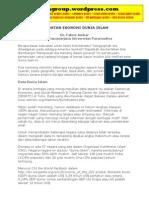 Kekuatan Ekonomi Dunia Islam