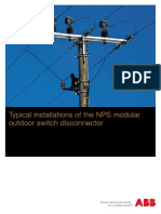 3405PL733-W1-En Typical Installation of NPS