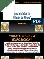 DISEÑO DE MALLAS Y DILUCIÓN.pptx
