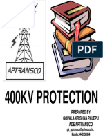 400kv Protection presentation