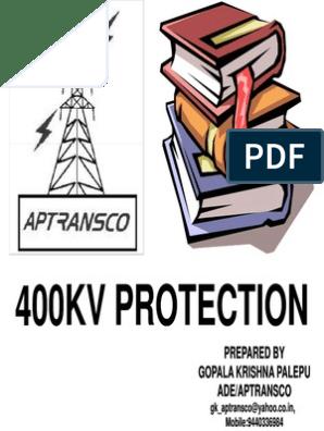 400kv Protection presentation   Ct Scan   Transformer