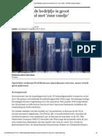 Verwateringfd Biotech ArtikelFD