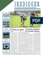 The Oredigger Issue 4 - September 23, 2013