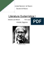 Andres Segovia estudio sin luz. Comparacion de interpretación