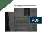 DrA.B.Rajib Hazarika,PhD,FRAS,AES got Best Citizen of India 2013 Award
