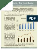 Real Estate Sales Activity Under $1M On Nantucket Island - July 2013