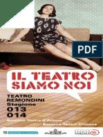 Il Teatro Siamo Noi