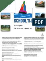 schoolgids 2009-2010 obs de bruinvis