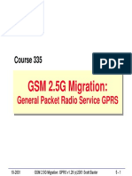Gsm Gprs Edge Overview