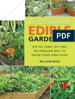Any Size, Anywhere Edible Gardening