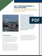 Infologix Sap Yard Management Cross Docking