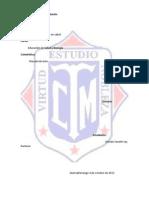 Glosario de La Unidad Completa Biologia y Salud.
