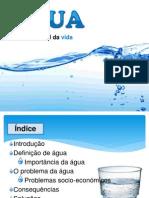 Água - O combustível da vida.pptx