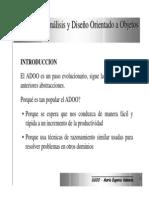 Analisis y diseño orientado a objetos - ConcBasicosOO - 1