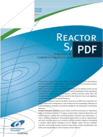 Leaflet Reactor Safety En