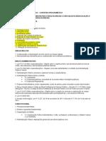 Programa de Estudo - Anvisa 2013 II