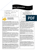 Greer High Senior Newsletter 9-16-2013