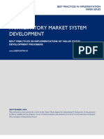 mR 149 - Participatory Market System Development