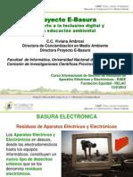 5 - Proyecto E-Basura - UNLP - Viviana Ambrosi