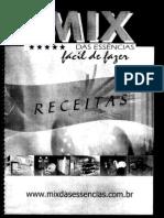 Apostila Mix Das Essencias