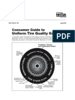 2013 Uniform Tire Quality Grading