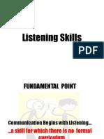 Listening Skills (1)