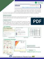 Welding Database CCT Diagram