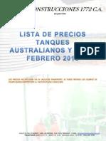 Catalogo t y s Febrero 2013