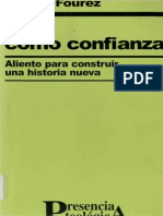 FOUREZ, Gerard - La Fe Como Confianza
