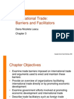 Trade Barriers Chapter 03