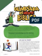 OLIMPIADA BIBLICA