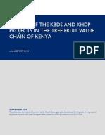 mR 129 - Kenya Impact Assessment