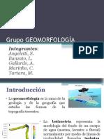 Grupo GEOMORFOLOGÍA