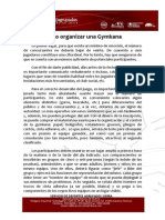 Como Org Gymkana