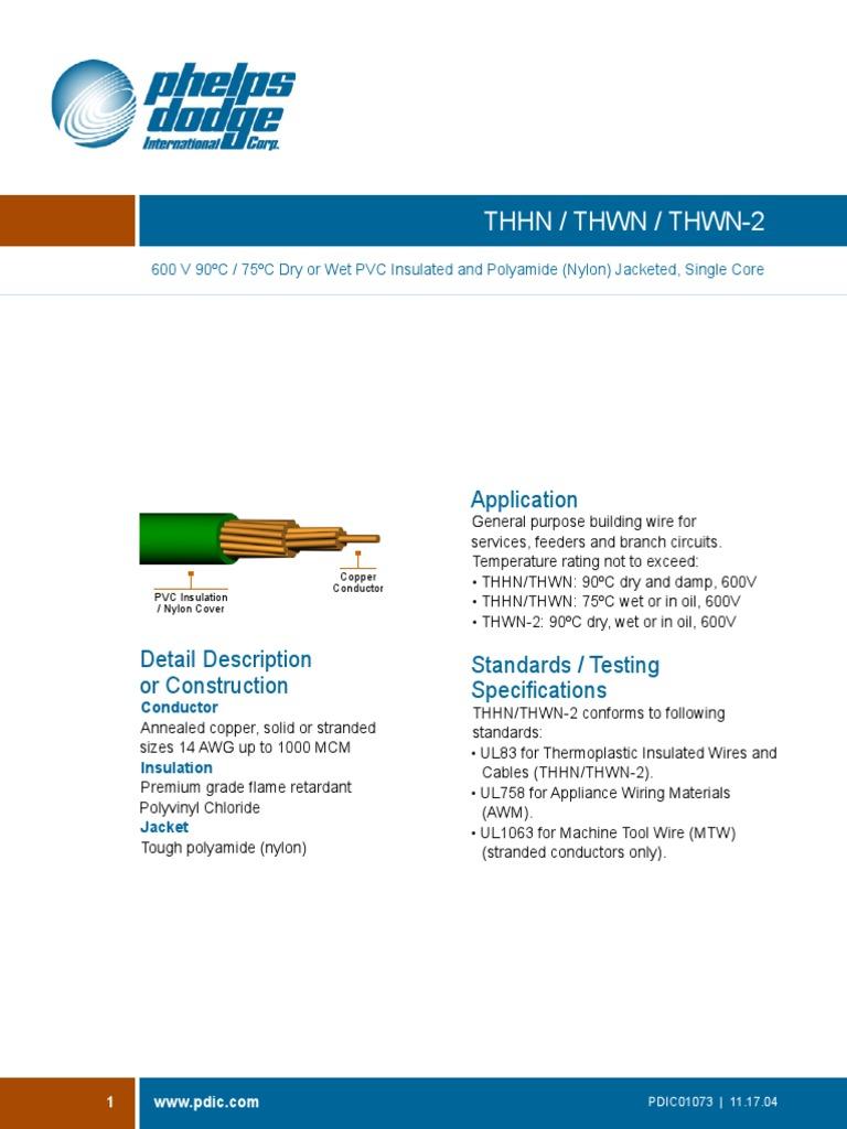 Ficha Tecnica de Phelps Dodge   Insulator (Electricity)   Electrical ...
