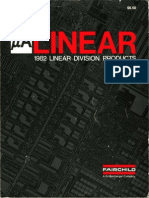 1982 Fairchild Linear Division Products
