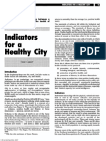 Indicators For