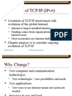 The Future of TCP/IP (IPv6)
