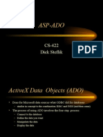 ActiveX Data Objects
