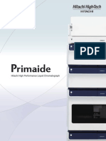 HPLC Primaide 400 Bar