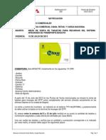 NOTIFICACIÓN 508 - INICIO DE VENTA DE TARJETAS PARA RECARGAS DEL SISTEMA...