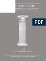 Punset, Potestades Normativas y Forma de Gobierno