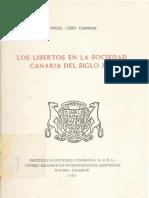 Los Libertos en La Sociedad Canaria