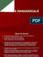 DECIZIA+MANAGERIALĂ